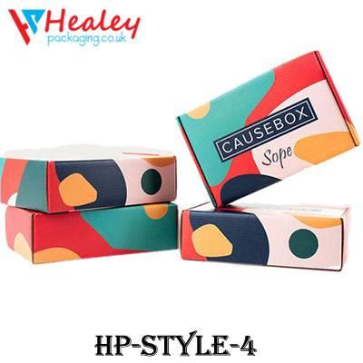 Wholesale Printed Soap Box