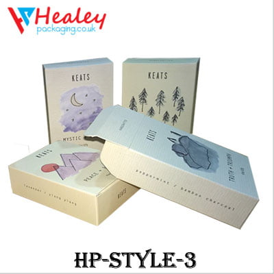 Wholesale Printed Soap Boxes