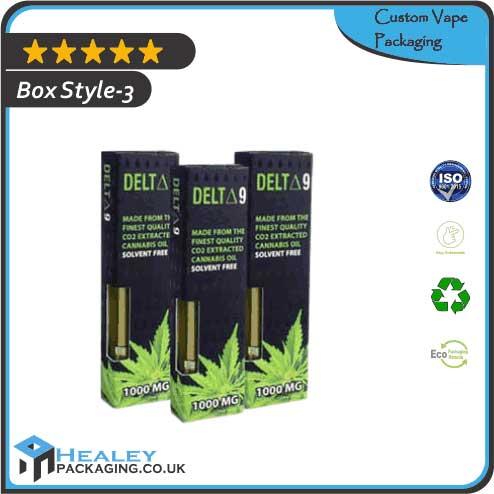 Wholesale Vape Packaging Boxes
