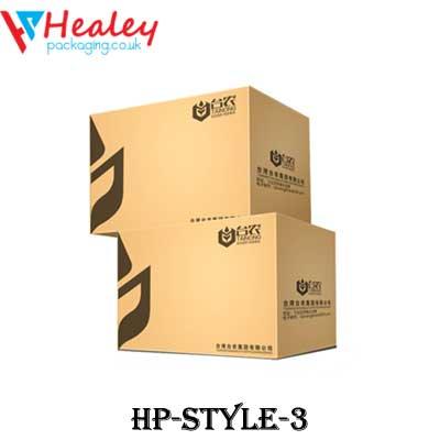 Corrugated Logo Shipping Boxes
