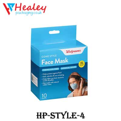 Custom Dust Mask Boxes