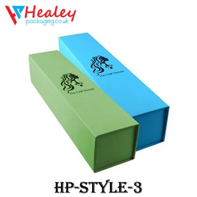 Custom Foldable Hair Extension Box