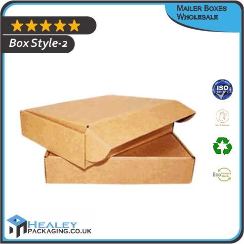 Custom Mailer Box Wholesale