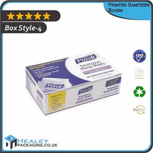 Custom Sanitizer Box