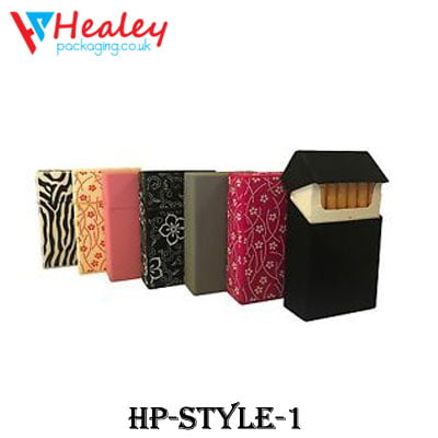 Custom Sleeves Cigarette Boxes
