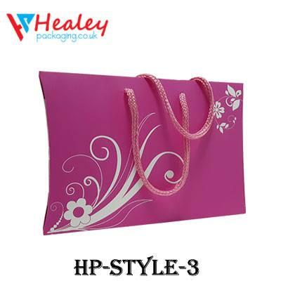 Custom Wedding Gift Pillow Box