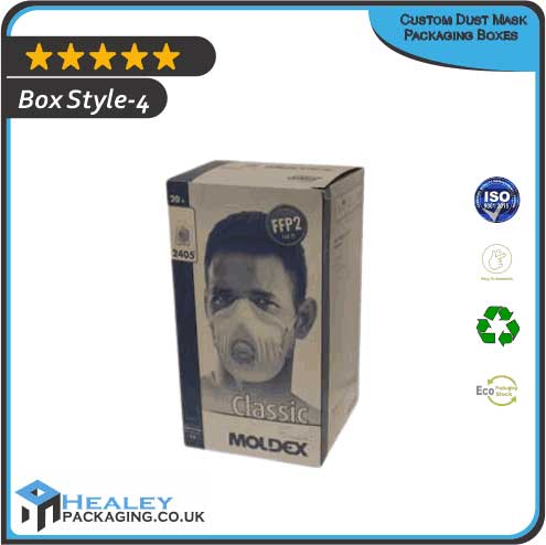 Dust Mask Packaging Box