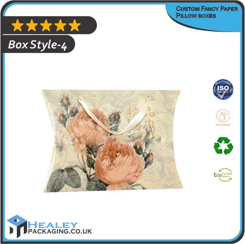 Fancy Paper Pillow box