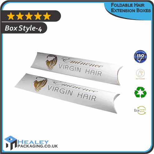 Foldable Hair Extension Box