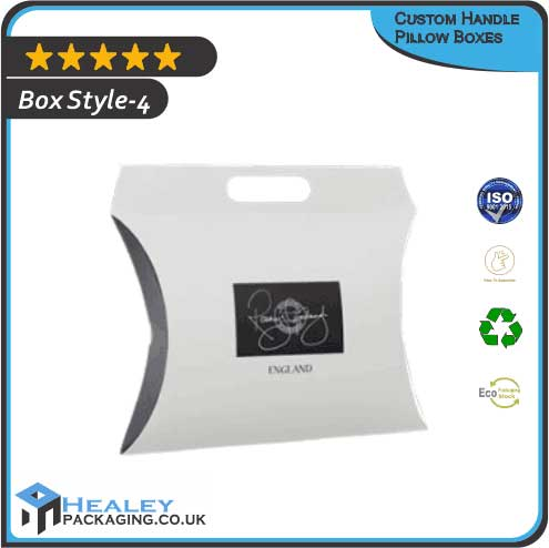 Handle Pillow Box