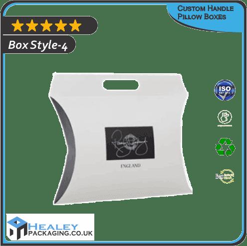 Handle Pillow Box