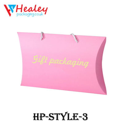 Handle Pillow Boxes