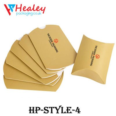 Kraft Paper Pillow Box