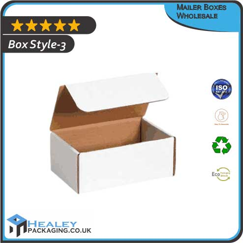 Mailer Boxes Wholesale