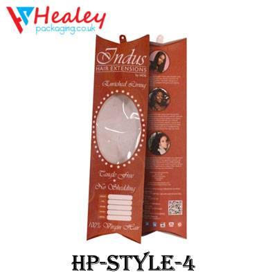 Pillow Hair Extension Box
