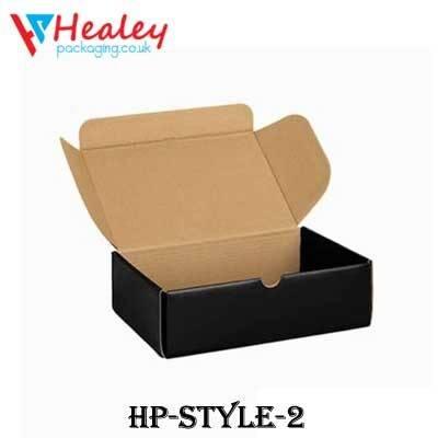 Printed Corrugated Mailer Box