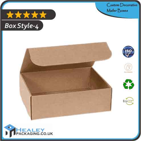 Printed Decorative Mailer Box