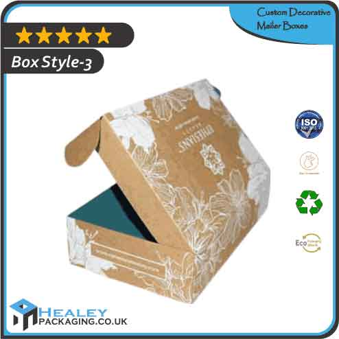 Printed Decorative Mailer Boxes