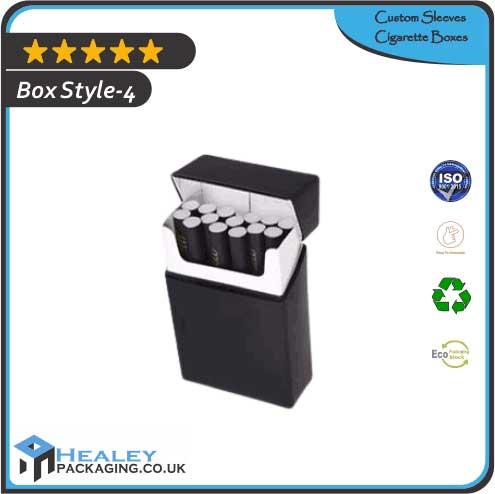 Printed Sleeves Cigarette Box