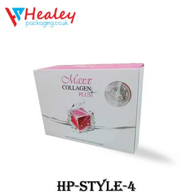 Skin Care Oil Box