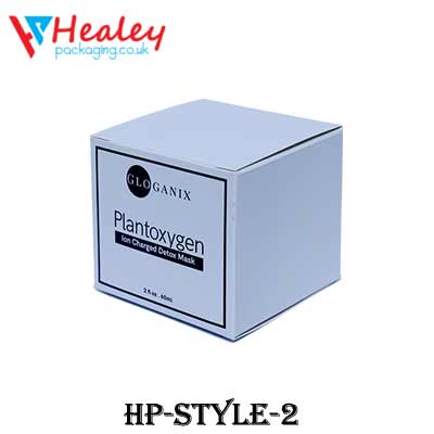 Skin Care Oil Packaging Box