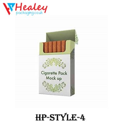 Sleeves Cigarette Box