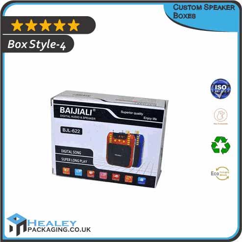 Speaker Packaging Box
