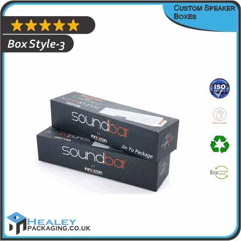 Speaker Packaging Boxes