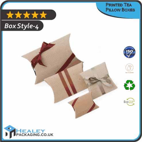 Tea Pillow Packaging Box