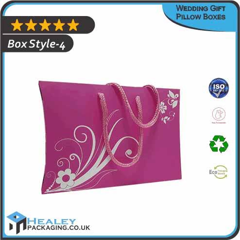 Wedding Gift Pillow Box