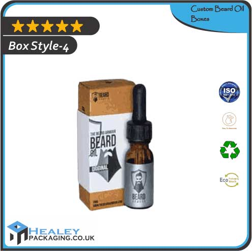 Wholesale Beard Oil Box