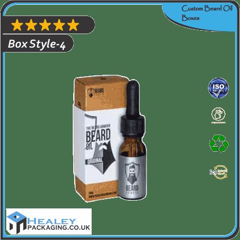 Wholesale Beard Oil Box