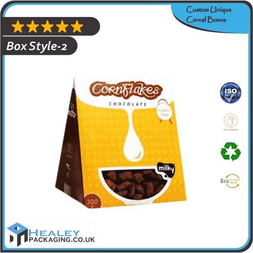 Custom Unique Cereal Box