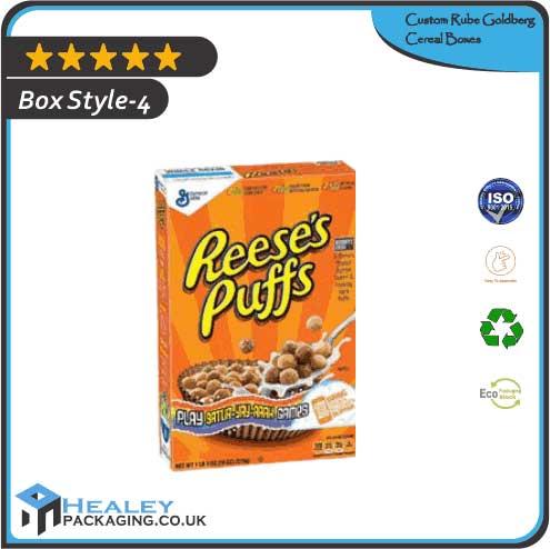 Wholesale Rube Goldberg Cereal Box