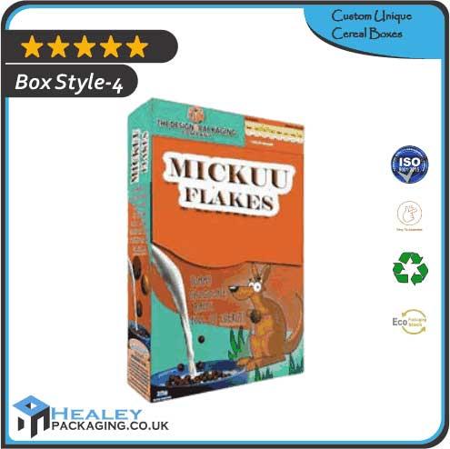Wholesale Unique Cereal Box