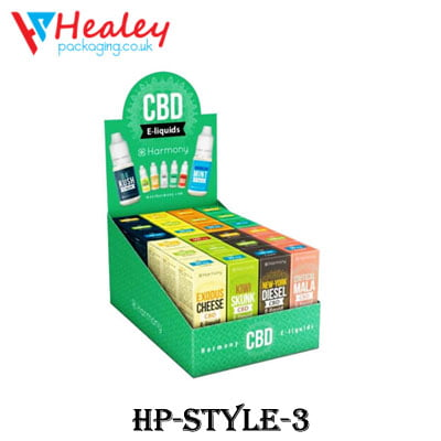 CBD Display Packaging