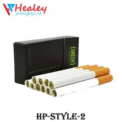 Cannabis Cigarette Box