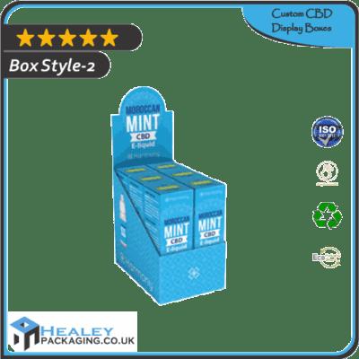 Custom CBD Display Box