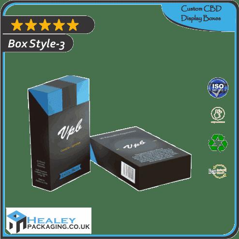 Custom Cannabis Cigarette Boxes