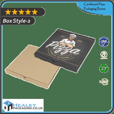 Custom Cardboard Pizza Box