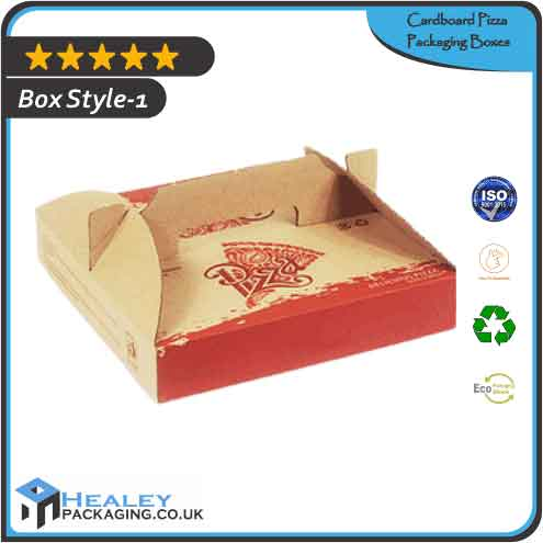 Custom Cardboard Pizza Boxes