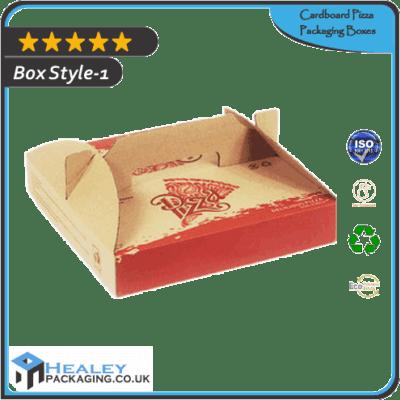 Custom Cardboard Pizza Boxes