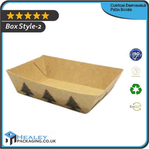 Custom Disposable Pizza Box