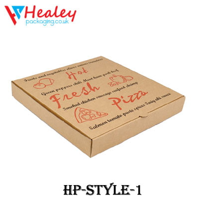 Custom Disposable Pizza Boxes
