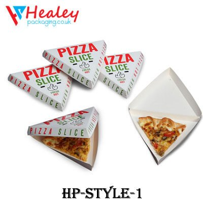 Custom Pizza Slice Boxes
