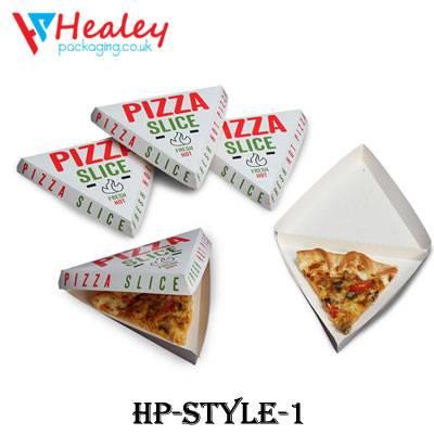 Custom Pizza Slice Boxes