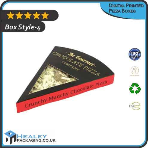 Digital Printed Pizza Box