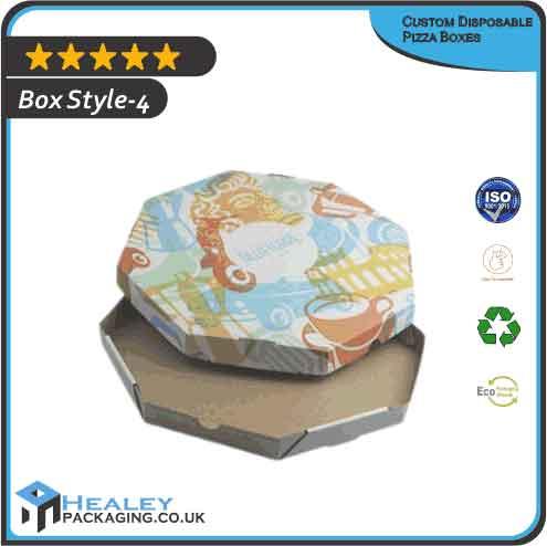 Disposable Pizza Box