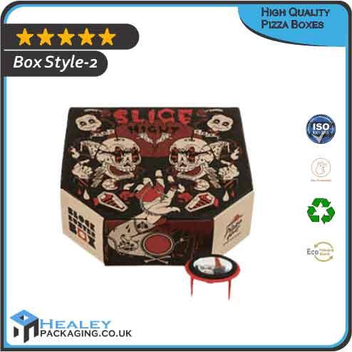 High Quality Pizza Box