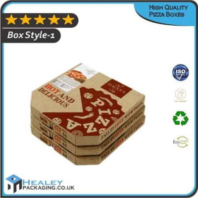 Custom High Quality Pizza Boxes